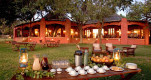 Sanctuary Chobe Chilwero ★★★★★